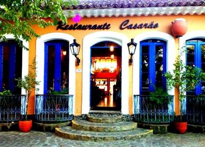 Restaurante Casarão - Morretes PR