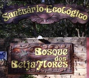 Pousada Bosque dos Beija Flores São Tomé das Letras MG