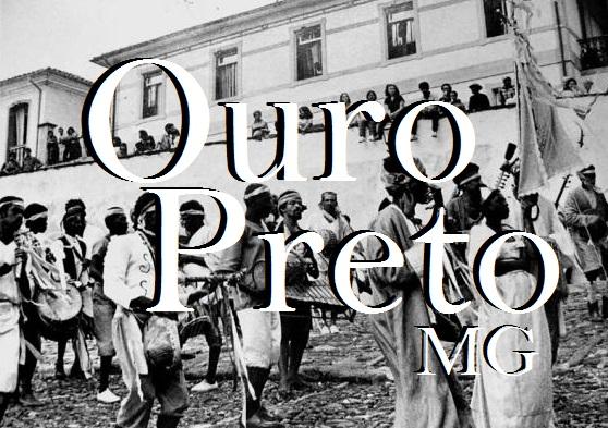 Ouro Preto - Congada