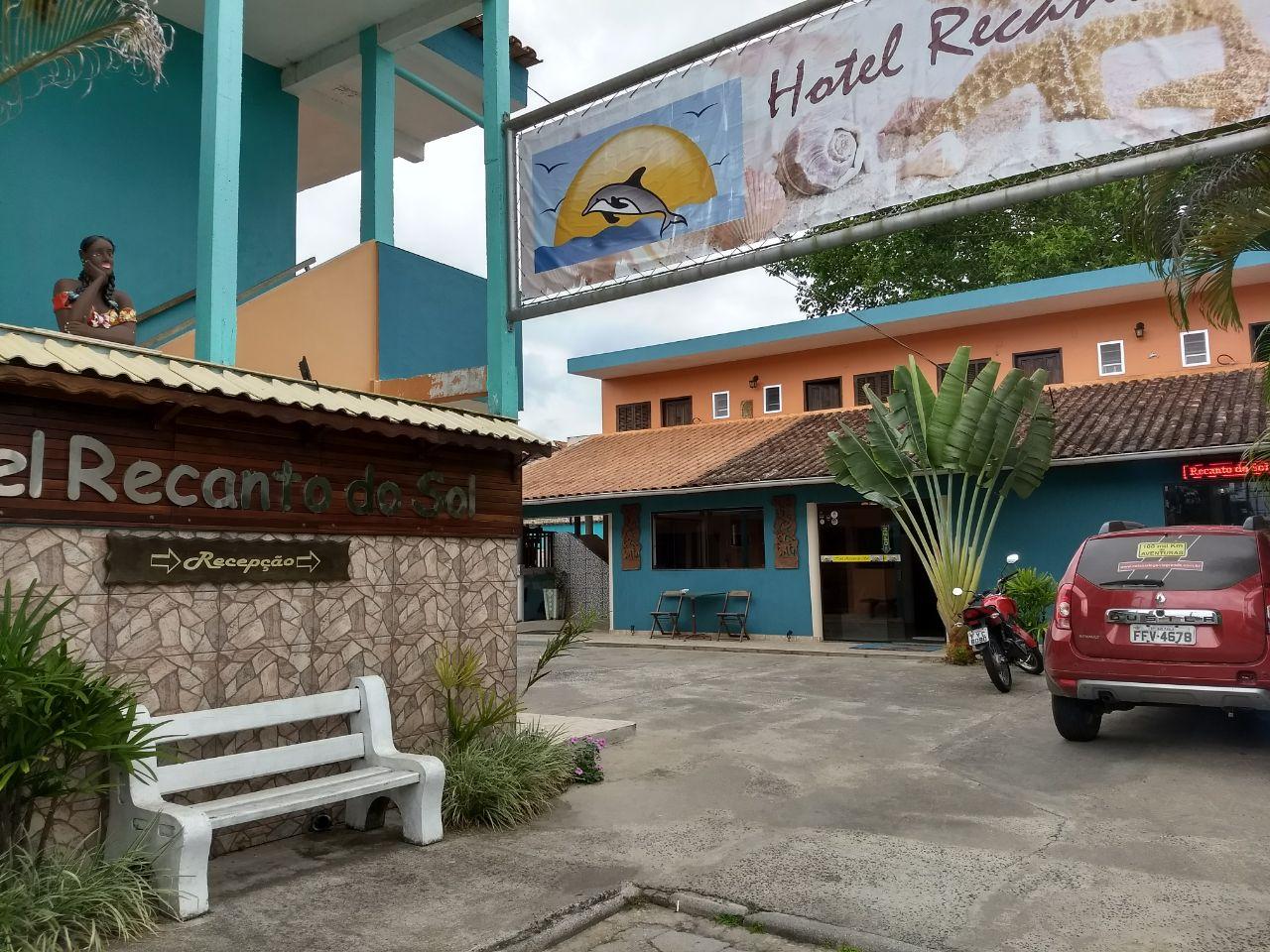 Hotel Recanto do Sol - Cananéia